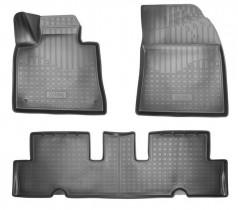Unidec Коврики салонные для Citroen C4 Grand Picasso 3D (2014)