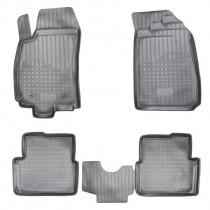 Unidec Коврики салонные для Chevrolet Cruze 3D (2009)