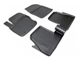 Unidec Коврики салонные для Ford Focus III (2011-2015)