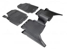 Unidec Коврики салонные для Ford Ranger Double Cab (4 дв.) (2011)
