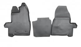 Unidec Коврики салонные для Ford Transit Tourneo Custom (2013) (короткая база) (пер)