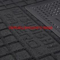 Hibrid Коврики в салон Volkswagen T5 (2010>) Caravelle (3-й ряд) (без печки)