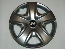 SKS 500 Колпаки для колес на Hyundai R17 (Комплект 4 шт.)