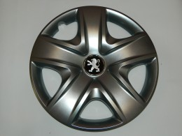 SKS 500 Колпаки для колес на Peugeot R17 (Комплект 4 шт.)