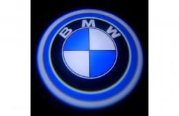 Проекция логотипа BMW . Проводные проекторы 5 Вт