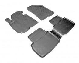 Unidec Коврики салонные для Hyundai ix35 (EL) (2010)