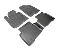 Unidec Коврики салонные для Hyundai Santa Fe (DM) (2012) (5 мест)