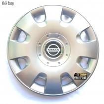 SKS 107 Колпаки для колес на Nissan R13 (Комплект 4 шт.)