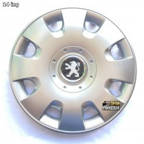 SKS 107 Колпаки для колес на Peugeot R13 (Комплект 4 шт.)