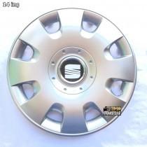 SKS 107 Колпаки для колес на Seat R13 (Комплект 4 шт.)