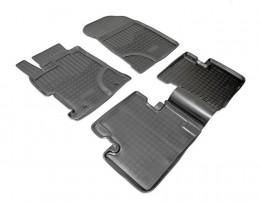 Unidec Коврики салонные для Honda Civic IX (EU) 11 (2012) (4 двери)