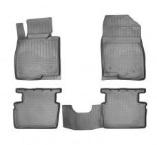 Unidec Коврики салонные для Mazda 3 (2013)