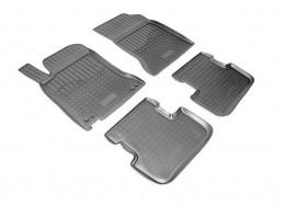 Unidec Коврики салонные для Mercedes-Benz A (W176) 3D (2012)CLA (C117) 3D (2013)GLA (X156) 3D (2014)