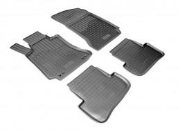 Unidec Коврики салонные для Mercedes-Benz C (W204) (SD) (2011-2014)
