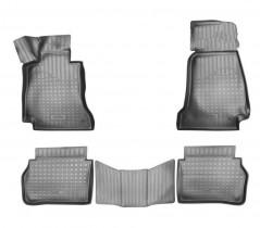 Unidec Коврики салонные для Mercedes-Benz E (W213) (SD) 3D (2016)