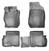 Unidec Коврики салонные для Nissan Almera (RU(G11)) 3D (2013)