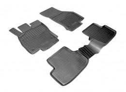 Unidec Коврики салонные для Seat Leon (5F1) (5 дв) (2012) (AT)