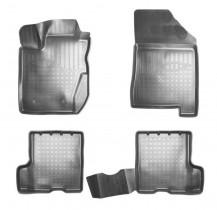 Unidec Коврики салонные для VAZ Lada X-Ray 3D (2015) (с ящиком)