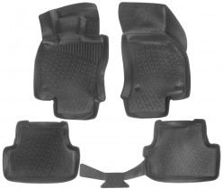 L.Locker Коврики в салон Audi A3 (8V) sd (13-) 3D