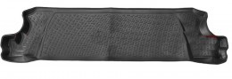 L.Locker Коврики в салон Лада Ларгус (12-) 3-й ряд сидений 3D