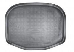 Unidec Коврики в багажник Ford Explorer (U502) (2010) (разложенный 3 ряд)