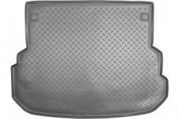 Unidec Коврики в багажник Mercedes-Benz GLK (X204) (2008)