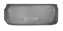 Unidec Коврики в багажник Nissan Pathfinder (R52) (2014) (разложенный 3 ряд)