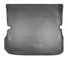 Unidec Коврики в багажник Nissan Pathfinder (R52) (2014) (сложенный 3 ряд)