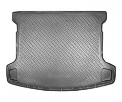 Unidec Коврики в багажник Nissan Qashqai+2 (2008)
