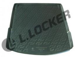 L.Locker Коврики в багажник Audi A4 s/n (04-08)
