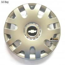 SKS 204 Колпаки для колес на Chevrolet R14 (Комплект 4 шт.)