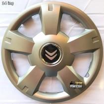 SKS 201 Колпаки для колес на Citroen R14 (Комплект 4 шт.)