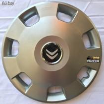 SKS 207 Колпаки для колес на Citroen R14 (Комплект 4 шт.)