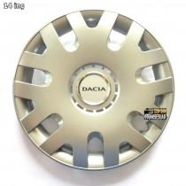 SKS 204 Колпаки для колес на Dacia R14 (Комплект 4 шт.)