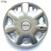 SKS 218 Колпаки для колес на Dacia R14 (Комплект 4 шт.)