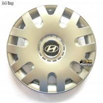 SKS 204 Колпаки для колес на Hyundai R14 (Комплект 4 шт.)