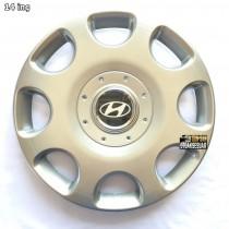 SKS 208 Колпаки для колес на Hyundai R14 (Комплект 4 шт.)
