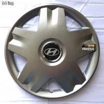 SKS 213 Колпаки для колес на Hyundai R14 (Комплект 4 шт.)