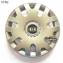 SKS 204 Колпаки для колес на KIA R14 (Комплект 4 шт.)