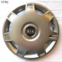 SKS 205 Колпаки для колес на KIA R14 (Комплект 4 шт.)