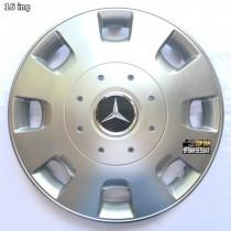 SKS 400 Колпаки для колес на Mercedes R16 (Комплект 4 шт.)
