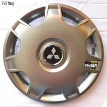 SKS 205 Колпаки для колес на Mitsubishi R14 (Комплект 4 шт.)