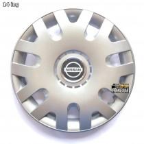 SKS 204 Колпаки для колес на Nissan R14 (Комплект 4 шт.)