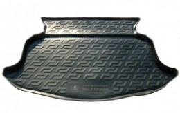 L.Locker Коврики в багажник Geely Emgrand EC7 hb (2011-)