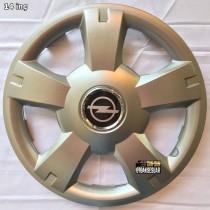 SKS 201 Колпаки для колес на Opel R14 (Комплект 4 шт.)