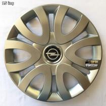SKS 330 Колпаки для колес на Opel R15 (Комплект 4 шт.)