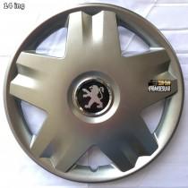 SKS 213 Колпаки для колес на Peugeot R14 (Комплект 4 шт.)