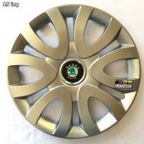 SKS 330 Колпаки для колес на Skoda R15 (Комплект 4 шт.)