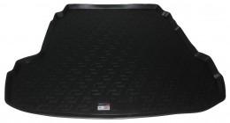 L.Locker Коврики в багажник Hyundai Sonata YF i45 (10-)