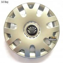 SKS 204 Колпаки для колес на Daewoo R14 (Комплект 4 шт.)